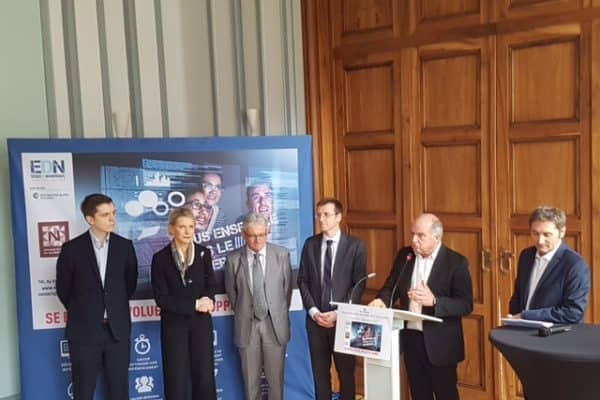 La CCI des Hautes-Alpes inaugure à Gap l'EDN05 en partenariat avec WebForce 3