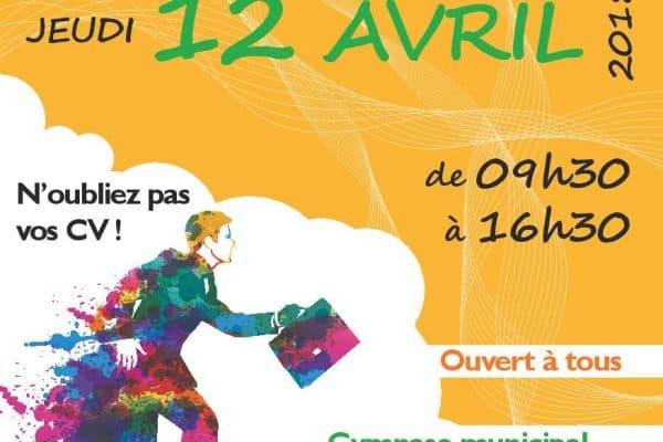 WebForce 3 Beauvais sera au Forum de l'Emploi et de la Formation à Saint-Just-en-Chaussée
