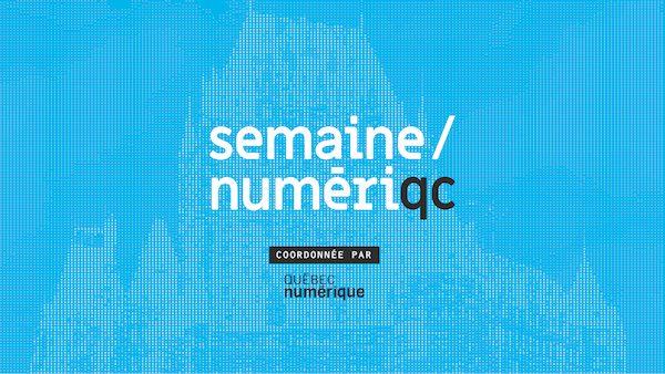 Deux anciens apprenants WebForce 3 à la conquête de la Semaine numérique de Québec