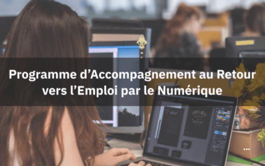 Aix-Marseille : rejoignez le Programme d'Accompagnement vers l'Emploi par le Numérique