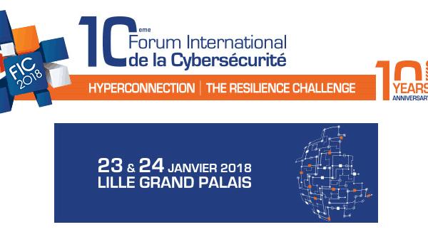 WebForce 3 au 10ème Forum International de la Cybersécurité