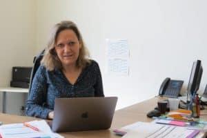 Directrice de projets et Responsable des Yvelines Webforce3Florence Bourdillat