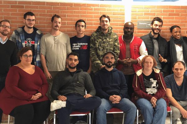 Retour sur la soutenance des Développeurs Web de WebForce3 Les Mureaux