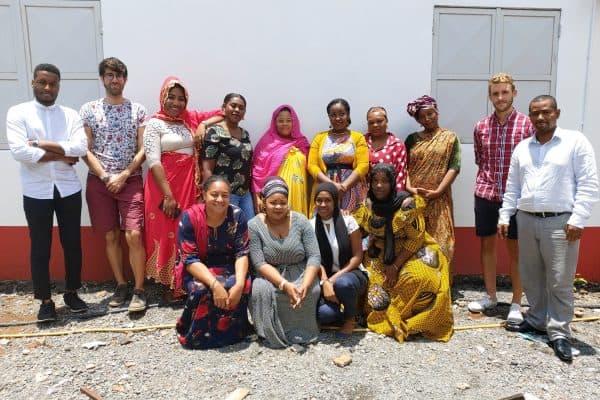Nos codeuses à WebForce3 Mayotte terminent leur formation de Développeuse Web et Web Mobile