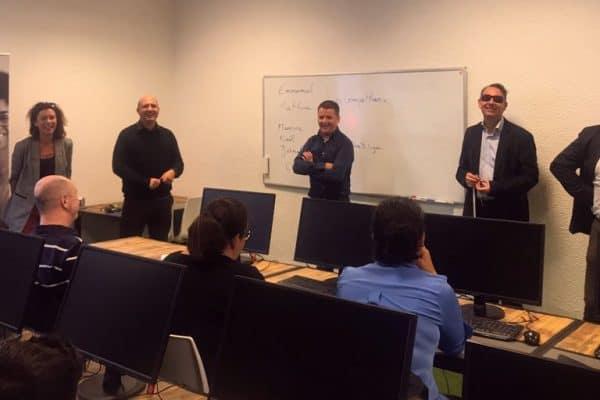 Autistes Asperger : Ouverture de la session de formation Développeur·se Web et Web Mobile à WebForce3 Lyon
