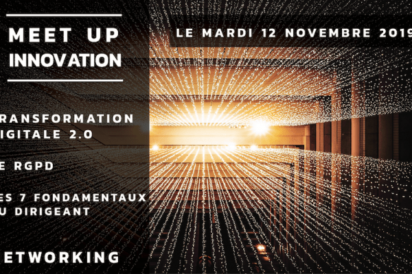 Afterwork - Lancement du livre Transformation Digitale 2.0