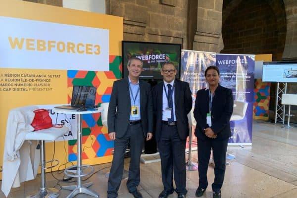 WebForce3 était au Maroc pour la seconde édition du festival Futur·e·s In Africa
