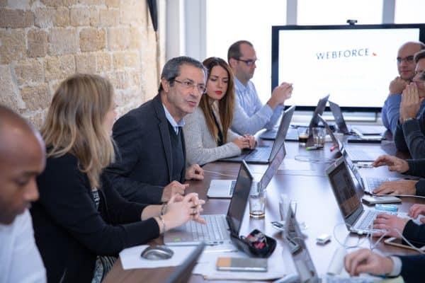 WebForce3 crée des Centres de Formation d'Apprentis du numérique partout en France et vise 5 000 jeunes formés en 3 ans