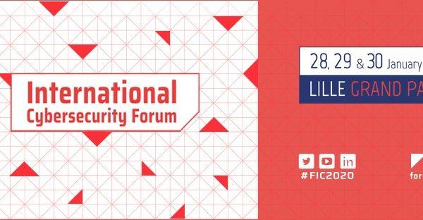 WebForce3 participe au Forum International de la Cybersécurité à Lille !