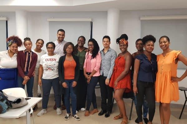 Une belle fin de formation pour les développeuses web à WebForce3 Guadeloupe