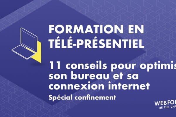 Téléprésentiel : 11 conseils pour aménager son bureau et optimiser sa connexion Internet