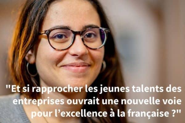 """""""Faire rimer alternance avec excellence"""". Entretien avec Bianca Schor, fondatrice et CEO de Curious Connect"""
