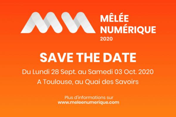 WebForce3 Toulouse participe au Festival La Mêlée Numérique