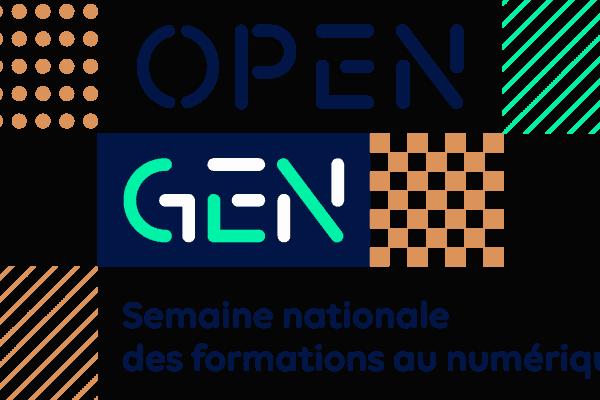 WebForce3 participe à OPEN GEN : semaine nationale des formations labellisées Grande École du Numérique