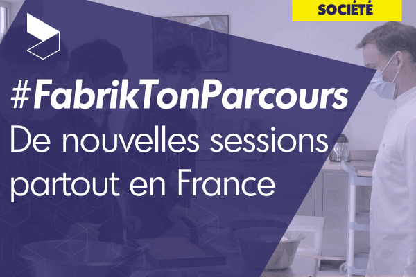 #FabrikTonParcours continue à Paris et Lille et prévoit 11 nouvelles villes